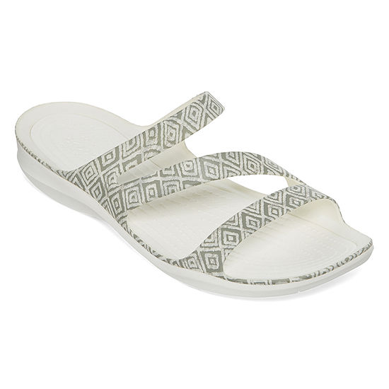 8ae07521d28 Crocs Womens Swiftwater Slide Sandals - JCPenney