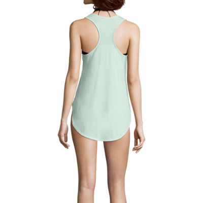 Sister Knit Swimsuit Cover-Up Dress-Juniors