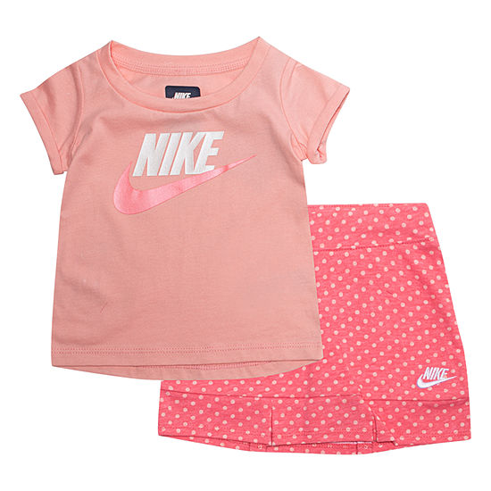 Nike Girls 2-pc. Skort Set Preschool