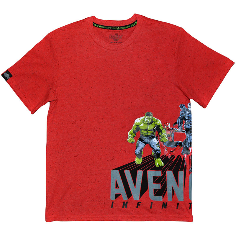 image of Avengers Graphic T-Shirt-ppr5007577523