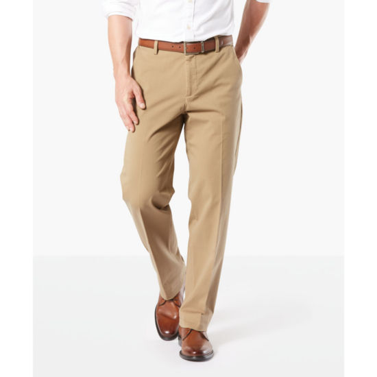 Dockers® D3 Big and Tall Classic Fit Workday Khaki Smart 360 FLEX Pants