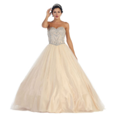 Sweetheart Formal Ball Gown - Juniors