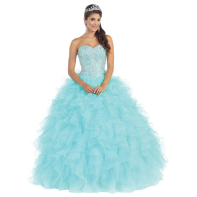 Quinceanera Princess Ball Gown - Juniors