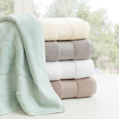 Madison Park Signature Turkish Cotton Solid 6-pc. Bath Towel Set