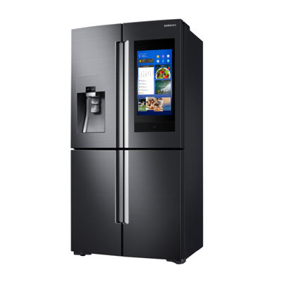 Samsung ENERGY STAR® Smart Wi-Fi Enabled 28 cu. ft. 4-Door Flex™ Refrigerator with Family Hub™