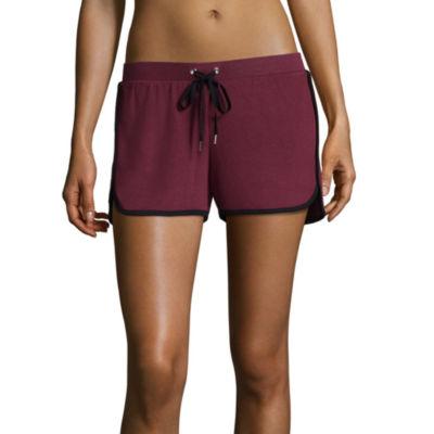 Flirtitude Pajama Shorts - Juniors