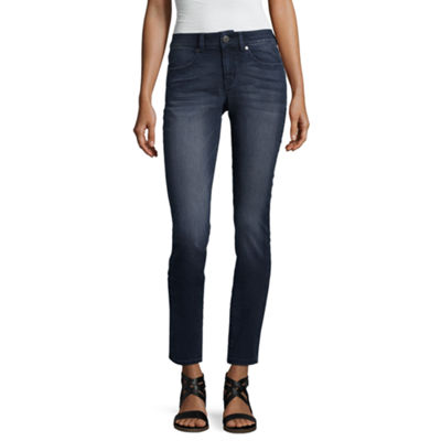 Project Blue Womens Low Rise Jeggings - Juniors
