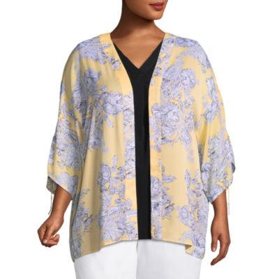 Liz Claiborne Kimono- Plus
