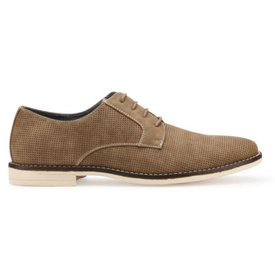 X-Ray Mens Fermata Round Toe Lace-up Oxford Shoes