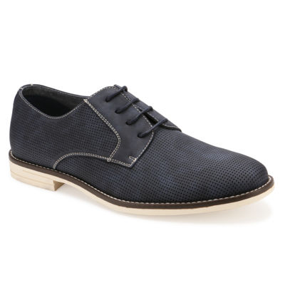 X-Ray Mens Fermata Oxford Shoes Lace-up Round Toe