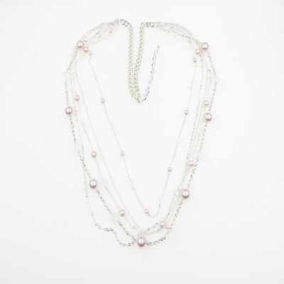 Vieste Rosa Womens Brass Necklace Set