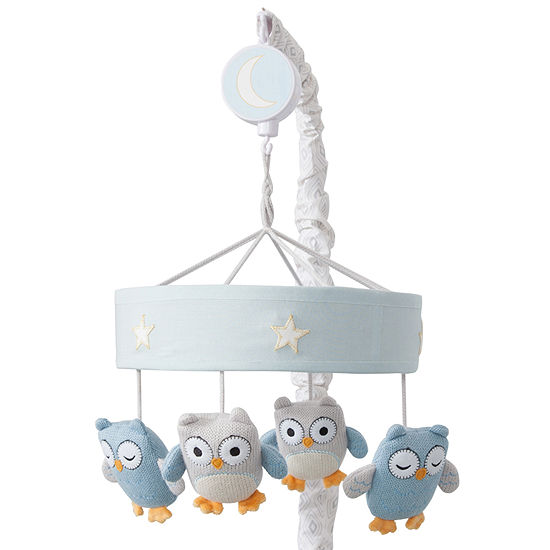 Happi By Dena Night Owl Baby Mobile