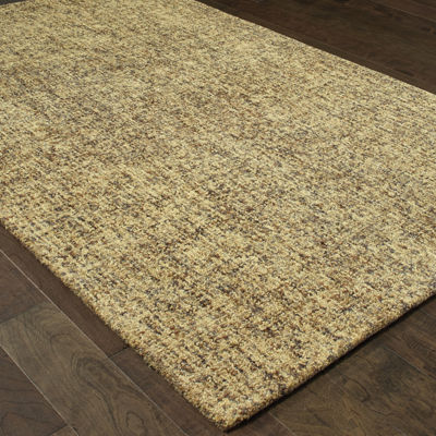 Covington Home Farah Sands Hand Tufted Rectangular Rugs & Runner