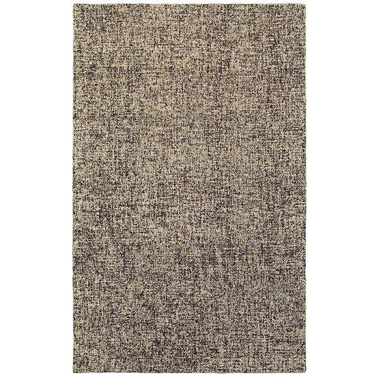 Covington Home Farah Stone Hand Tufted Rectangular Indoor Rugs