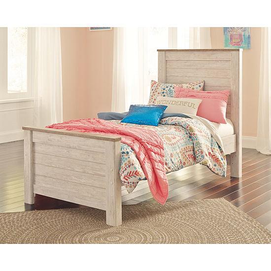 Signature Design by Ashley® Smithfield Panel Bed