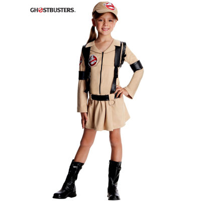 Buyseasons 3-pc. Ghostbusters Dress Up Costume Girls