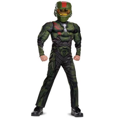 Halo Wars 2: Jerome Classic Muscle Child Costume
