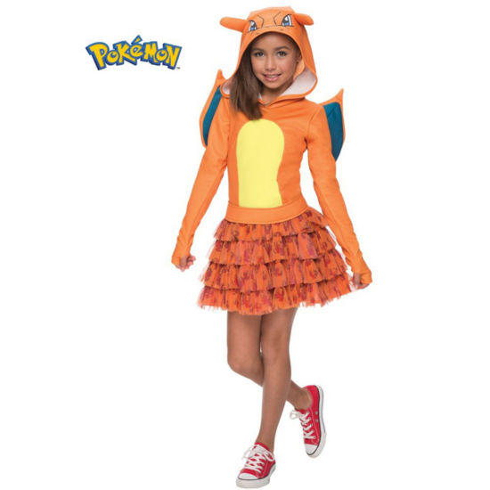 Buyseasons Pokemon Dress Up Costume Girls