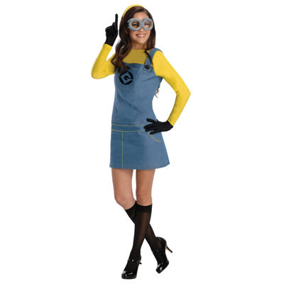 Buyseasons 2-pc. Despicable Me Dress Up Costume Girls
