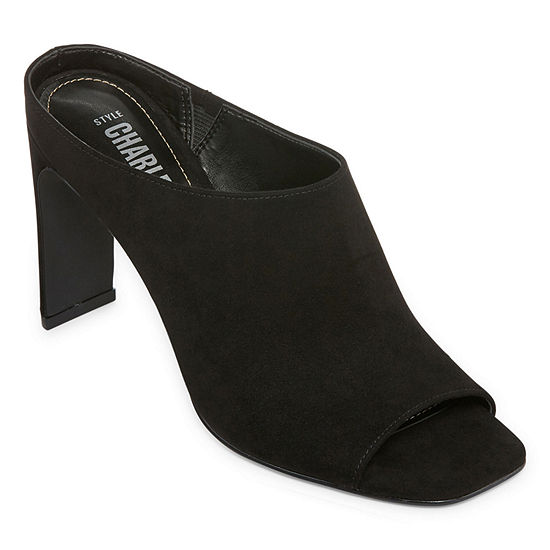 Style Charles Womens Gregg Pumps Open Toe