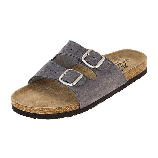 Northside Mariani Womens Adjustable Strap Footbed Sandals