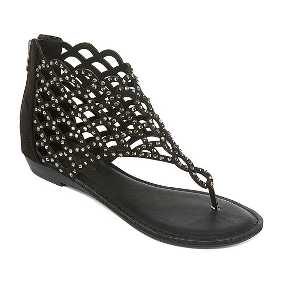 Zigi Soho Womens Melaa Flat Sandals