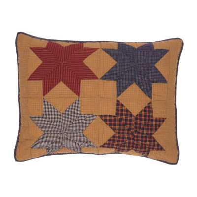 Ashton And Willow Kindred Star Reversible Pillow Sham