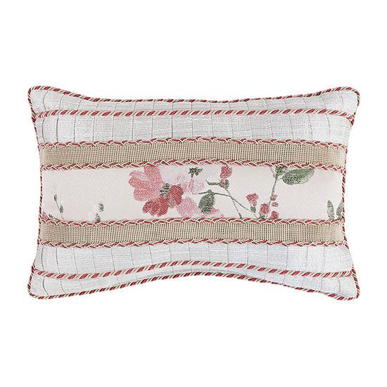 Croscill Classics Blyth Boudoir Throw Pillow