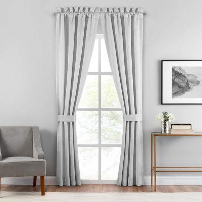 Croscill Classics Blyth Rod-Pocket Curtain Panels