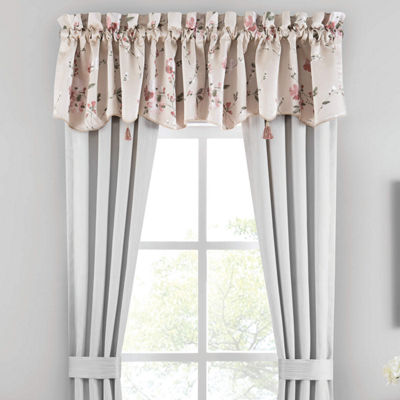 Croscill Classics Blyth Rod-Pocket Canopy Tailored Valance