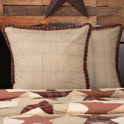 Ashton And Willow Country Star Reversible Euro Sham