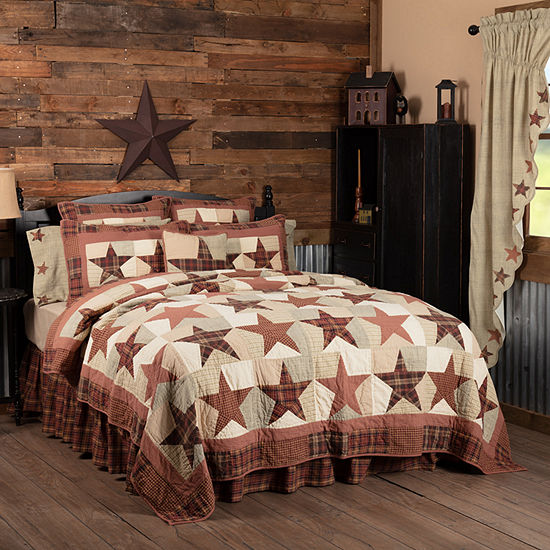 Ashton And Willow Country Star Reversible Quilt
