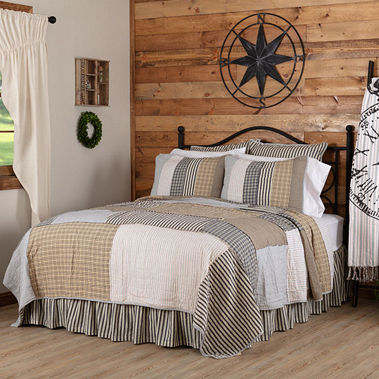 Ashton And Willow Haven Reversible Quilt