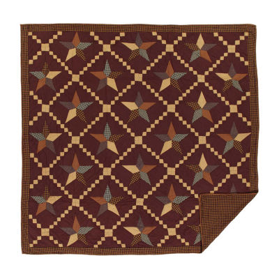 Ashton And Willow Folksway Star Reversible Quilt