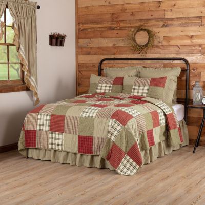 Ashton And Willow Cottage Path Reversible Quilt