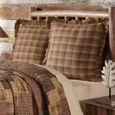 Ashton And Willow Plainfield Reversible Euro Sham