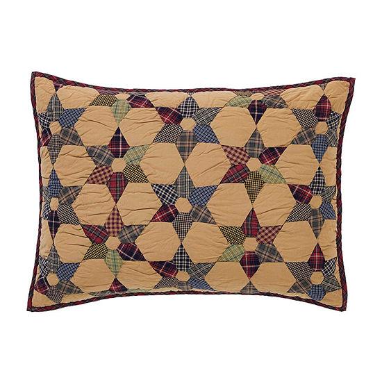 Ashton And Willow Kilton Star Reversible Pillow Sham