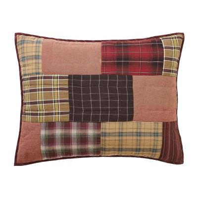 Ashton And Willow Laramie Reversible Pillow Sham