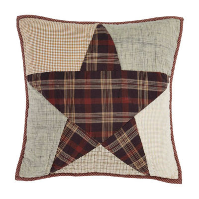 Ashton And Willow Country Star 16x16 Throw Pillow