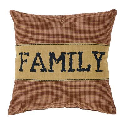 Ashton And Willow Settlement 12x12 Throw Pillow