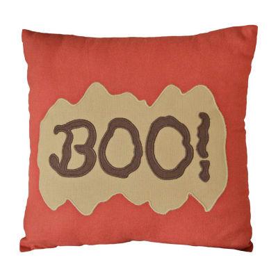 Ashton And Willow Boo 12x12 Throw Pillow