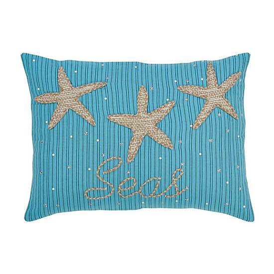 Ashton And Willow Nerine Lumbar Pillow