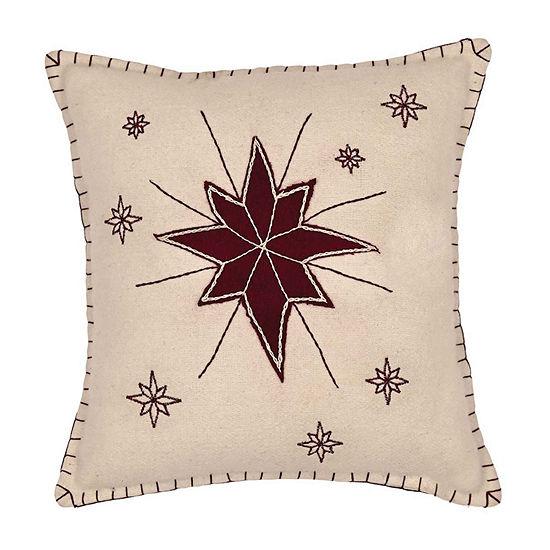 Ashton And Willow North Star 16x16 Throw Pillow