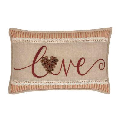 Ashton And Willow Wilder 14x22 Lumbar Pillow