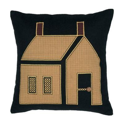 Ashton And Willow Settlement 18x18 Throw Pillow