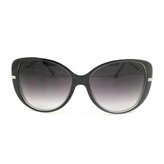 Fantas Eyes Womens Rendon Full Frame Square UV Protection Sunglasses