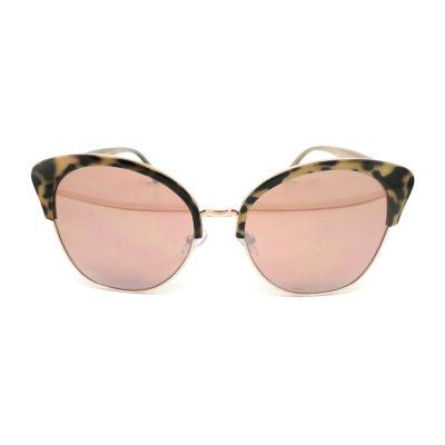 Fantas Eyes Womens Trevi Full Frame Cat Eye UV Protection Sunglasses