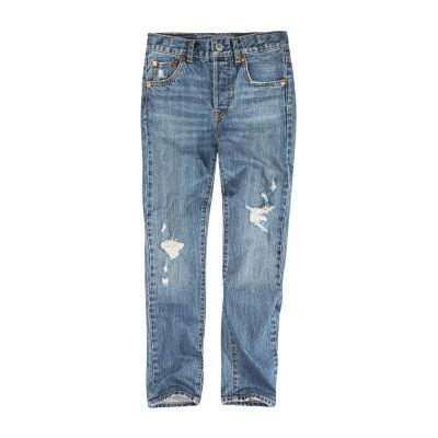Levi's 501 Skinny Jean Girls Skinny Fit Jean