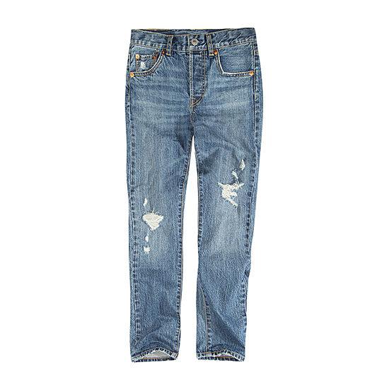 Levi's 501 Skinny Jean Girls Skinny Fit Jean Preschool / Big Kid