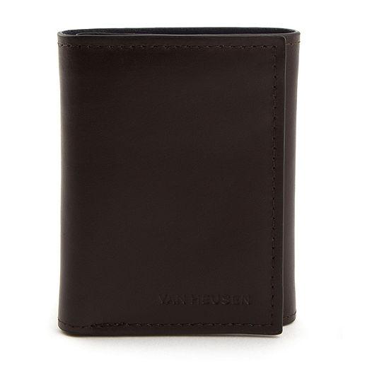 Van Heusen® VIVID Tri-Fold RFID Wallet